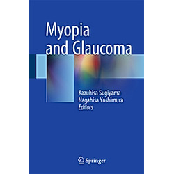 Myopia and Glaucoma - Buch