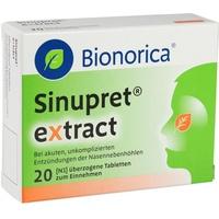 Bionorica SINUPRET extract überzogene Tabletten