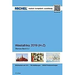 MICHEL Westafrika 2019 (H-Z) - Buch