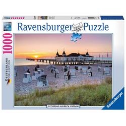Ostseebad Ahlbeck Usedom. Puzzle 1000 Teile