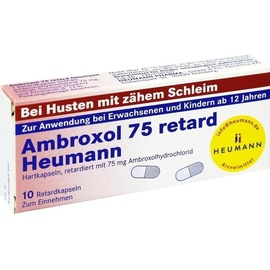 Heumann Ambroxol 75 retard Heumann