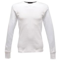 Herren Thermo Unterhemd Langarm | Regatta Hardwear white S