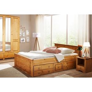 Home Affaire Schlafzimmer Set Hugo 3 Tlg Bett 140cm
