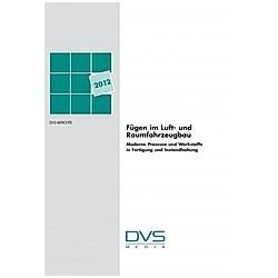 Fügen im Luft- und Raumfahrzeugbau - Buch