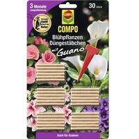 Compo Blühpflanzen Düngestäbchen mit Guano 30 St.