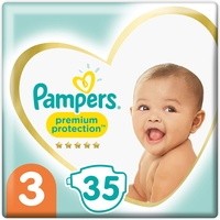 Pampers Premium Protection 6-10 kg 35 St.