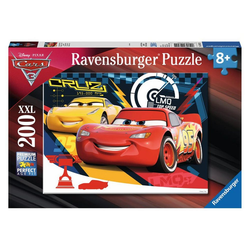 Ravensburger Puzzle Disney Cars: Quietschende Reifen, 200 Puzzleteile
