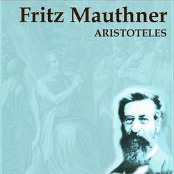 Aristoteles als Hörbuch Download von Fritz Mauthner