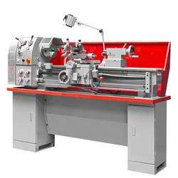 Holzmann Metalldrehbank ED1000N 400V MK5/MT5 robuste Drehmaschine