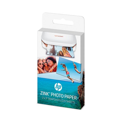 HP ZINK Sprocket Fotopapier, 20 Blatt