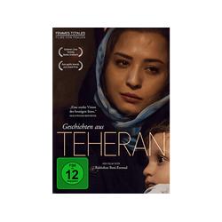 Geschichten aus Teheran DVD