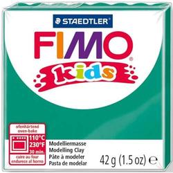 Modelliermasse Fimo Kids grün 42g