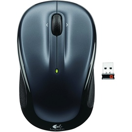 Logitech M325 Wireless Mouse dark silver (910-002143)