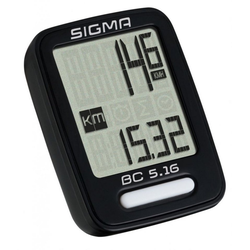 SIGMA Fahrradcomputer Sigma Fahrradcomputer Topline BC 5.16