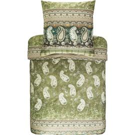 BASSETTI Anacapri grün (135x200+80x80cm)