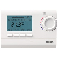 Theben Ramses 812 top2 Digital-Uhrenthermostat (8120132)