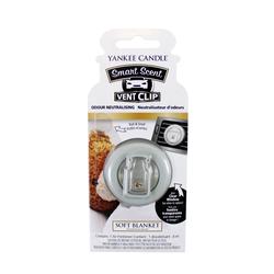 YANKEE CANDLE Smart Scent Vent Clip SOFT BLANKET Autoduft