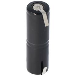 Akkupack passend für CuraMed IPX7 Akku NiMH 2,4 Volt mit 1600mAh, 58x17mm