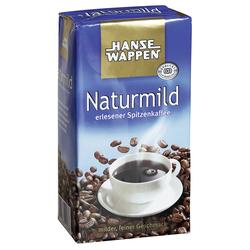 Hansewappen Kaffee Naturmild 12x500g 12er Pack