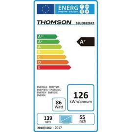 Thomson 55UD6326X1