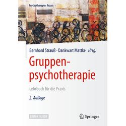 Gruppenpsychotherapie: Buch von