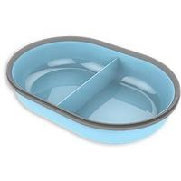 SureFeed Split-Schale blau