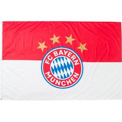 FC Bayern Fahne Hissfahne Logo FCB