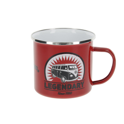 VW Collection by BRISA Tasse VW Bulli T1 rot