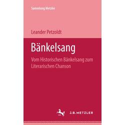 Bänkelsang: eBook von Leander Petzoldt