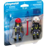 Playmobil City Action Feuerwehrmann und - frau