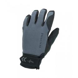 Sealskinz Fahrradhandschuhe Handschuhe SealSkinz All Weather schwarz - Größe: