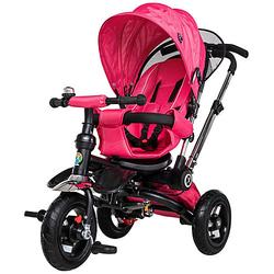 Kinder Dreirad KSF12 Schieber pink
