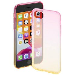Hama Shade Cover Apple iPhone 6, iPhone 6S, iPhone 7, iPhone 8, iPhone SE (2020) Gelb, Rosa