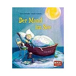 Der Mond im See. Anna Schindler  - Buch