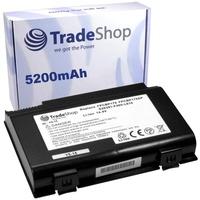 TradeShop Akku für Fujitsu Siemens Lifebook A1220, A6220, AH550, E780, E8420, N7010, NH...
