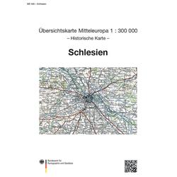 Schlesien 1 : 300 000