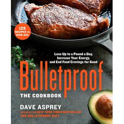Bulletproof als Buch von Dave Asprey
