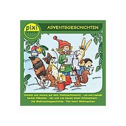 pixi HÖREN - Adventsgeschichten - Hörbuch