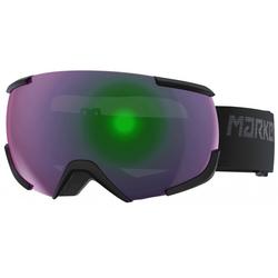 MARKER 16:10+ Schneebrille 2020 black /green plasma mirror