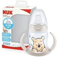NUK Trinklernbecher Disney Winnie Puuh First Choice Trinklernflasche beige