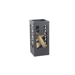 Feuerkorb Stahl PAN 28 Farmcook, schwarz - 28 x 28 cm