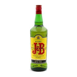J&B Rare Blended Scotch Whisky 0,7L (40% Vol.)