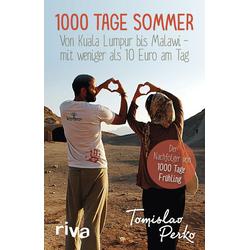 1000 Tage Sommer als Buch von Tomislav Perko
