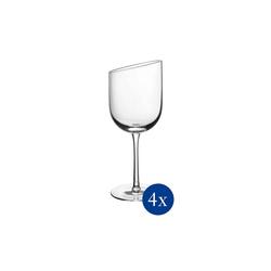 Villeroy & Boch Rotweinglas NEW MOON Rotweinkelch 4er Set (4-tlg)