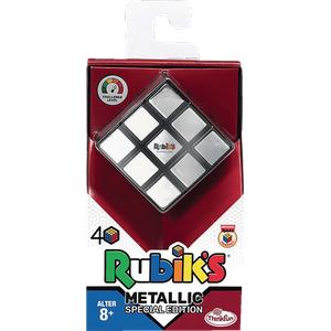 RAVENSBURGER Rubik's Cube - Metallic Zauberwürfel Mehrfarbig