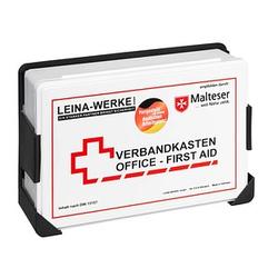 LEINA-WERKE Verbandskasten OFFICE DIN 13157 weiß