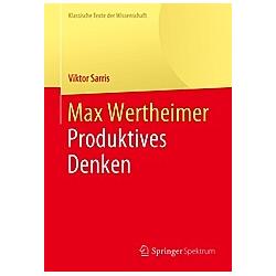 Max Wertheimer. Viktor Sarris  - Buch