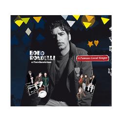 Bobo Rondelli, L'Orchestrino, E L'orchestrino Rondelli - A Famous Local Singer (CD)