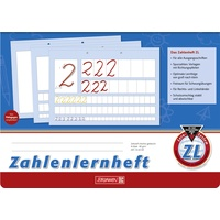 Brunnen »1044041« A4 quer, Lineatur ZL 16 Blatt