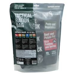 Tactical Foodpack Zwei-Tages-Ration Bravo